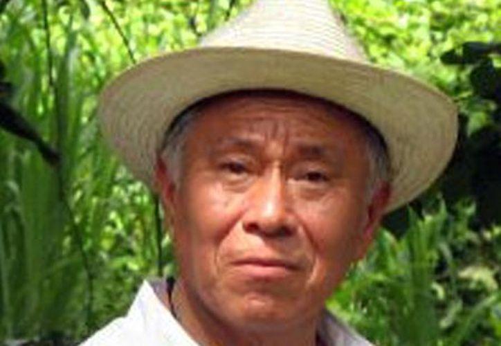 Valerio Canché Yah considera que el pueblo maya no ha recuperado su identidad desde que fuera sometido. (SIPSE)