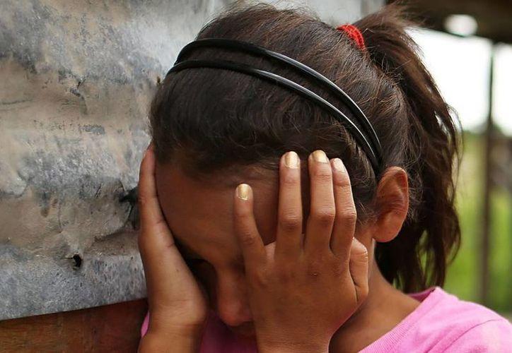 Las compañeras de la joven agredida entraron a su domicilio de manera violenta. (Imagen de referencia/codiceinformativo.com)