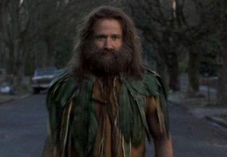 Robin Williams será homenajeado en la secuela de Jumanji, que será estrenada en diciembre próximo. (Milenio.com)