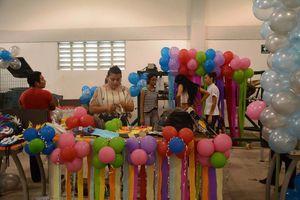 Celebran alumnos del Conalep jornada del adulto mayor