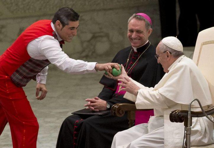 El Papa aseguró que la Cuaresma es un tiempo de renovación para la iglesia y los fieles. (AP)