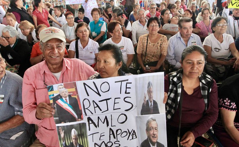 Del Mazo dijo que desde hace algunos meses le planteó al presidente reforzar la seguridad con mayor presencia del Ejército. (Foto: Notimex)