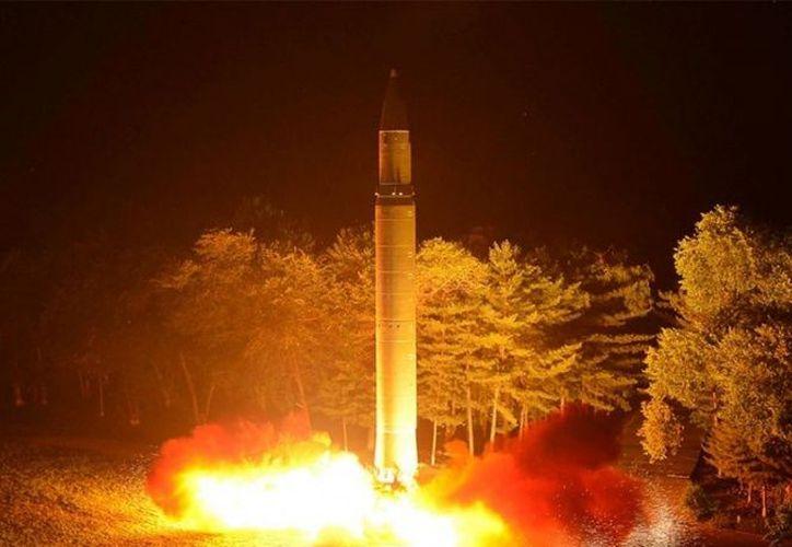 El último ensayo de Corea del Norte de un misil balístico intercontinental ha mostrado que el gran alcance de Pyongyang. (Reuters)