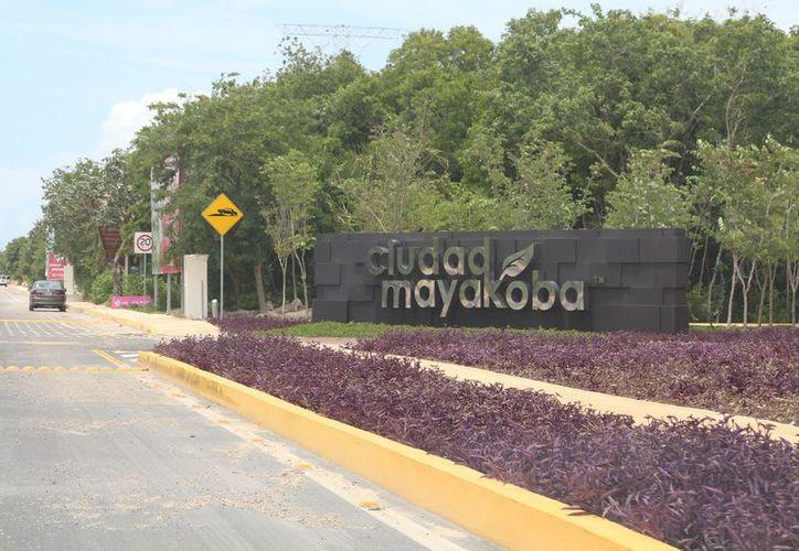 El primer predio estaba en Ciudad Mayakoba, un fraccionamiento privado. (Adrián Barreto/SIPSE)