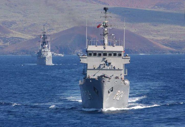 La Marina busca construir 61 nuevas embarcaciones. (Archivo/Agencias)