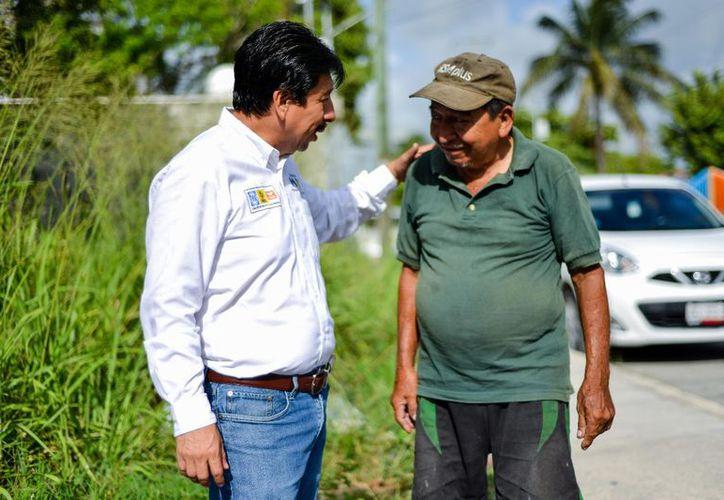 Solicitará a autoridades se instalen clínicas del IMSS e ISSSTE para trabajadores locales. (Foto: Redacción/SIPSE).