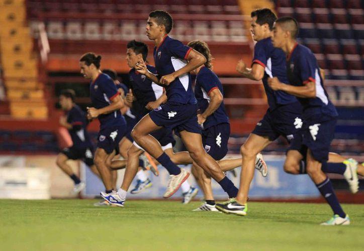 El equipo azulgrana esta conciente de la peligrosidad de Santos. (Redacción/SIPSE)