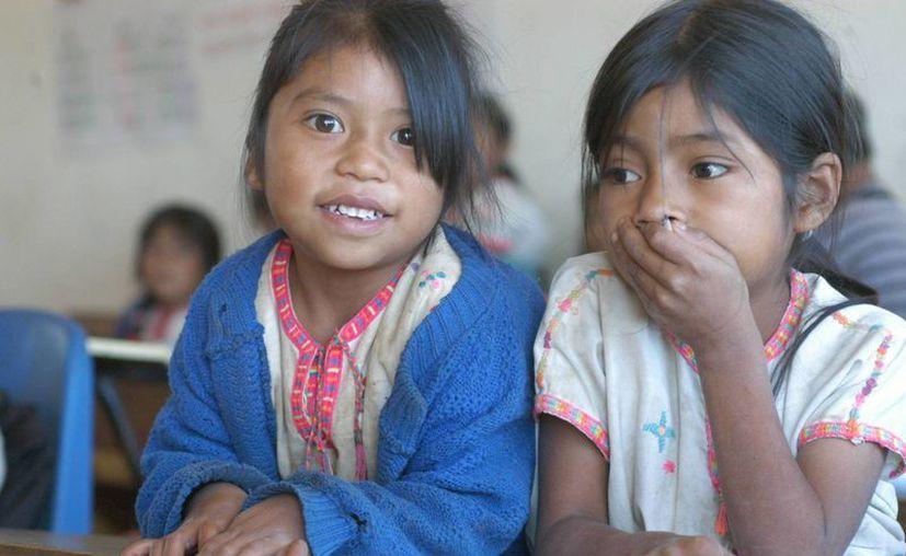 La capacitación tiene el fin de impulsar la protección de la niñez en las comunidades indígenas. (Contexto/Internet)