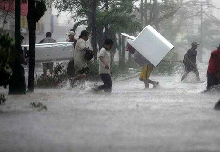 El Fonacot ofrece una línea de crédito para ayudar a los trabajadores a recuperar sus bienes tras una contingencia meteorológica. (Foto de contexto/Internet)