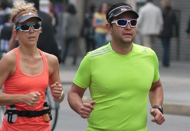 La Concamin destaca la importancia de la actividad física para mantener peso y talla saludable. (Archivo/Notimex)