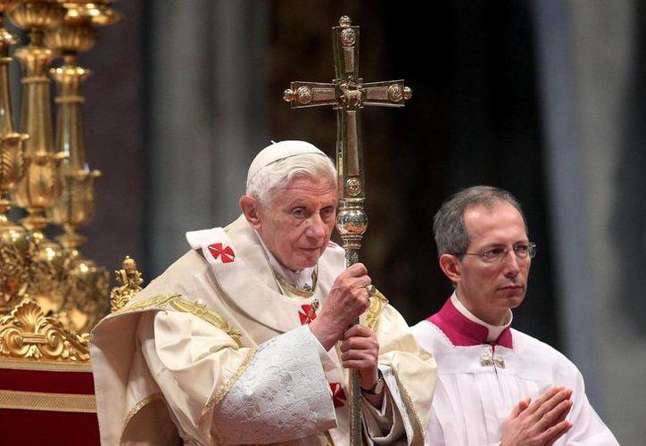 Josep Ratzinger fue electo Papa en 2005. (EFE)
