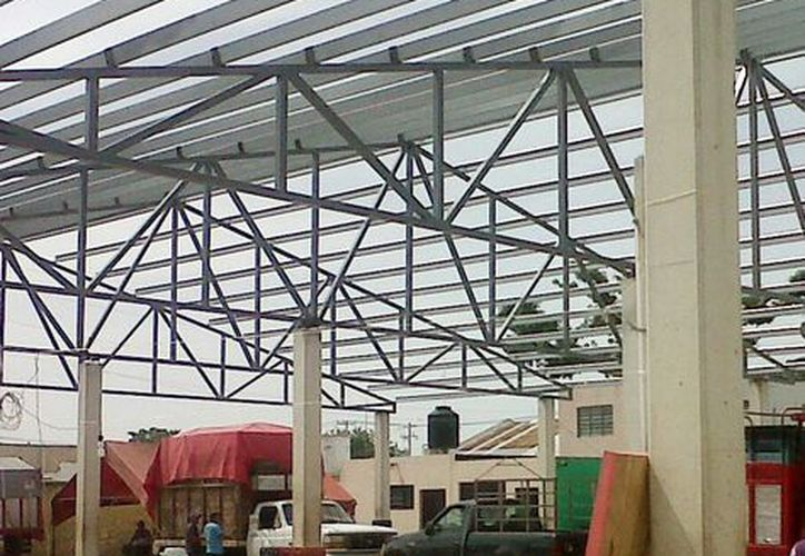 El sitio beneficiará a los clientes y vendedores de cítricos y hortalizas provenientes del sur de Yucatán. (Milenio Novedades)