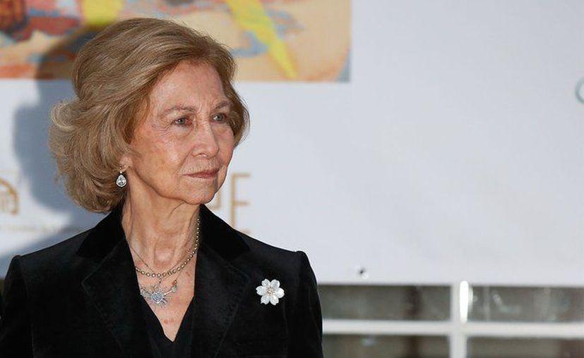 La reina Sofía, una mujer ajena a los escándalos de su marido que ahora enfrenta la humillación encerrada y triste en Mallorca. (Foto: Twitter).
