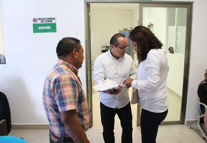 Acusan a ex titular de Construcción de la comuna de Othón P. Blanco. (Joel Zamora/SIPSE)
