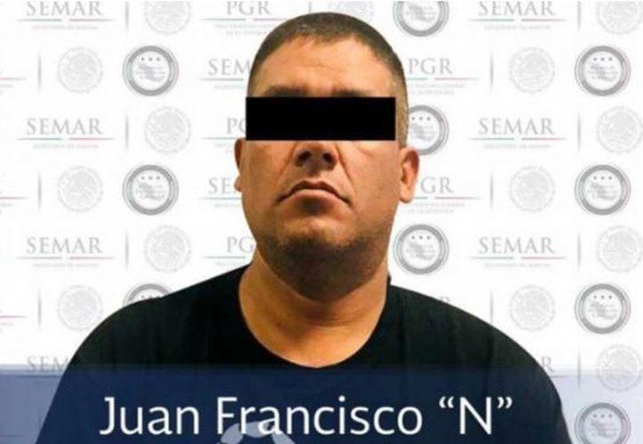 'Juan Pistolas'  reclutaba personas para adiestrar en campos acondicionados para el manejo de armas. (Excélsior)