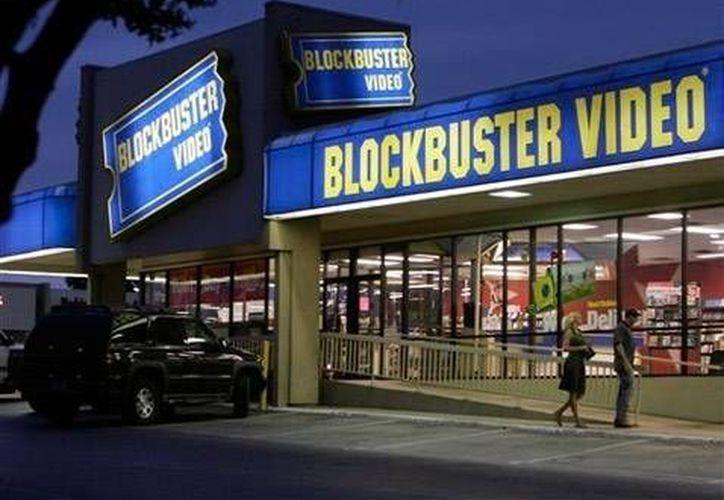 Blockbuster cuenta con más de 325 sucursales en México. (Archivo/SIPSE)