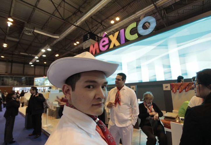 México buscará captar la atención del turismo en la Fitur 2016 que se realiza cada año en la capital española. (Archivo/Notimex)
