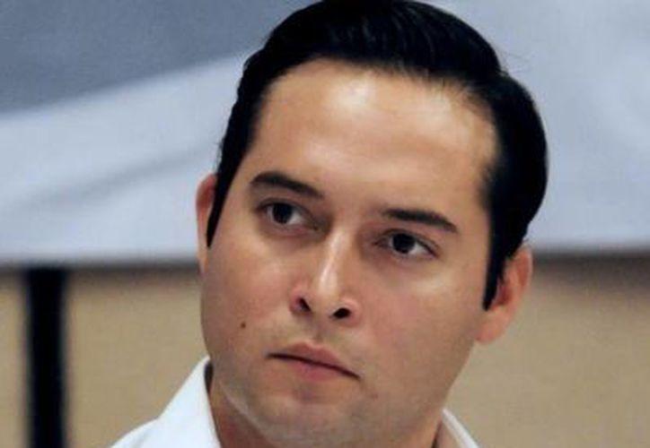 Raúl Omar González Castilla, es el nuevo delegado. (Cortesía/SIPSE)
