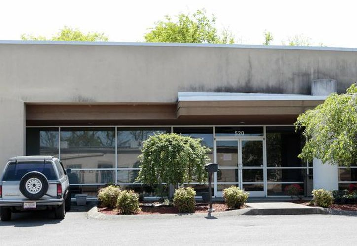 Fotografía de la construcción comprada por el club de intercambio de parejas The Social Club, en Nashville, Tennessee. (Agencias)