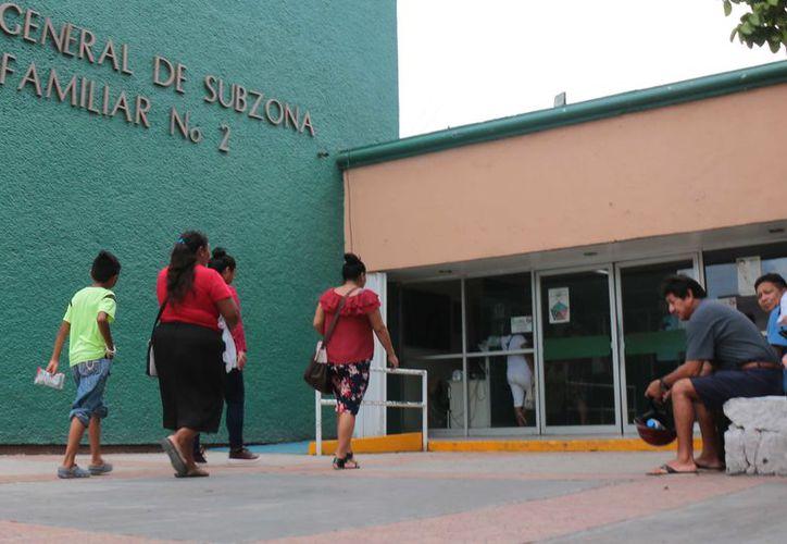 La delegación del IMSS en Quintana Roo se informó que la persona fallecida padecía Diabetes Mellitus tipo 2. (Gustavo Villegas/ SIPSE)
