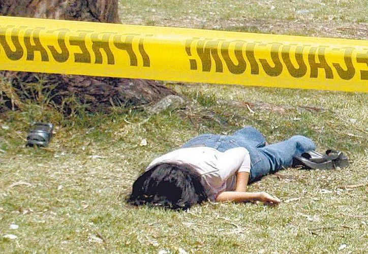 Entre 2005 y 2012 en Honduras se registraron unos dos mil 851 asesinatos de mujeres. (Archivo/SIPSE)