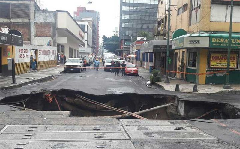 Y seguirán las tormentas en la Ciudad de México