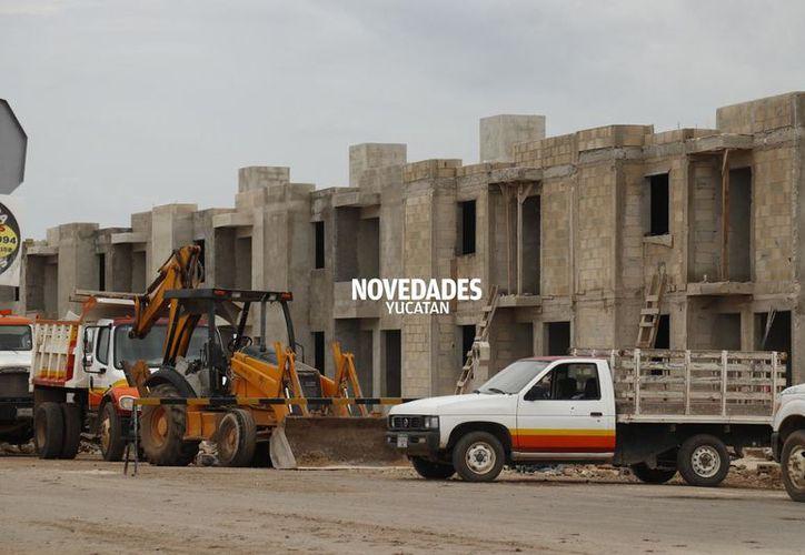 Las acciones de vivienda serán en beneficio del 6.5 % de la población yucateca que vive en pobreza extrema (Foto: José Acosta)