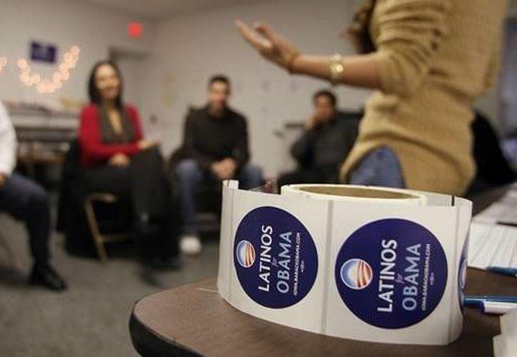 El Partido Demócrata actualmente goza de un liderazgo significativo. (Archivo/Reuters)