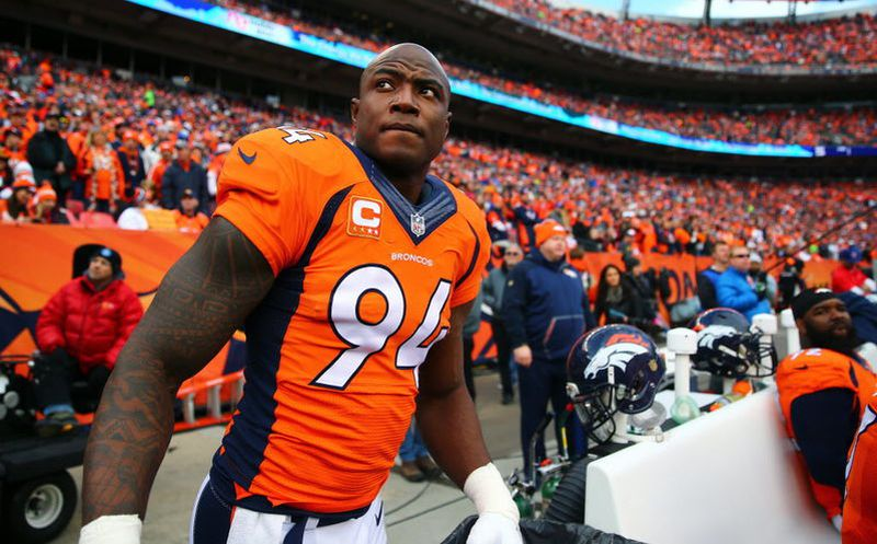DeMarcus Ware dice adiós a la NFL