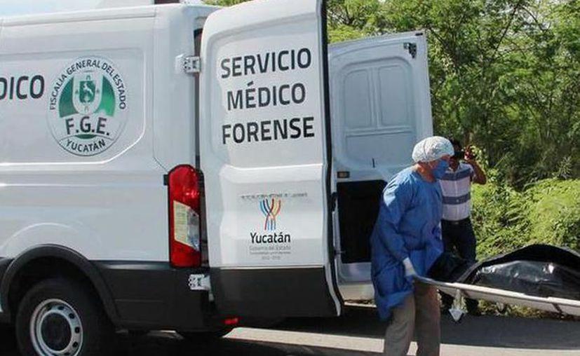El cadáver fue hallado por un hermano de la víctima (Foto de contexto SIPSE)