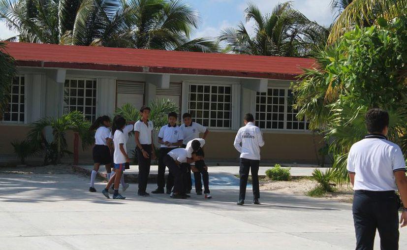 El proyecto es visto con buenos ojos por parte de los directivos que piensa ofrecería un aprendizaje importante para los jóvenes. (Serio Orozco/SIPSE)