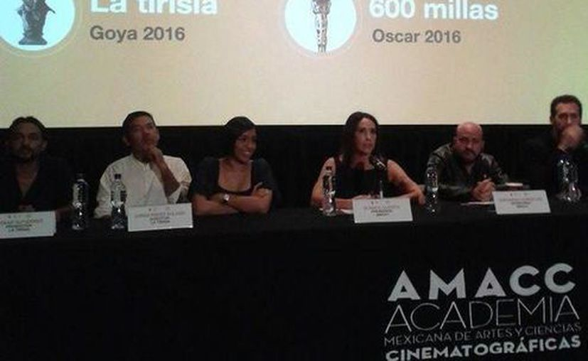 La Academia Mexicana de Artes y Ciencias Cinematográficas anunció a  '600 millas' y 'La tirisia' como los representantes mexicanos para los premios Oscar y Goya 2016, respectivamente. (gaio.ninja)