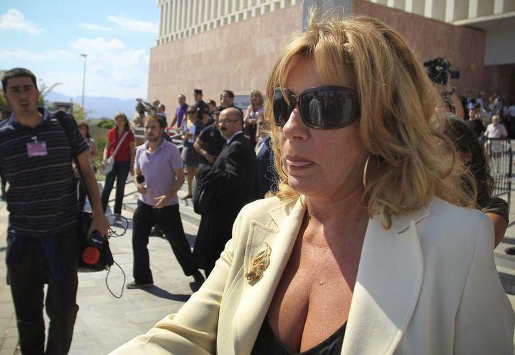 La exalcalde de Marbella, Marisol Yagüe, fue sentenciada a seis años. (Agencias)