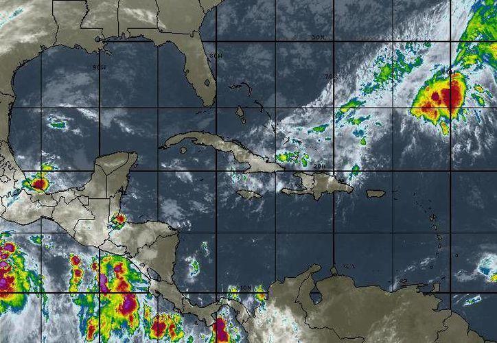 En Cancún pronostican un 50% de probabilidad de lluvias. (Cortesía/SIPSE)