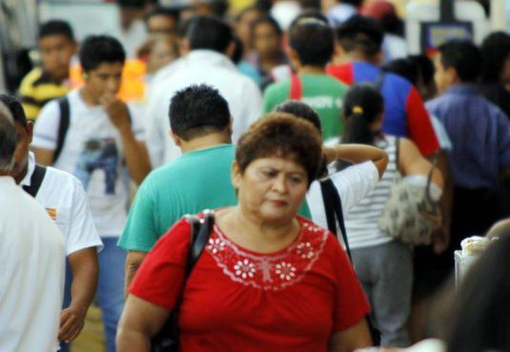 Ahora se tendrán que reenfocar las políticas públicas, pensando en el nuevo número de habitantes. (SIPSE)