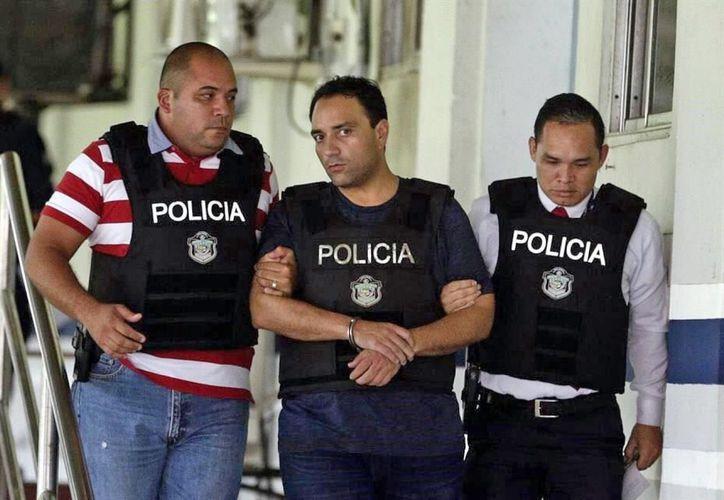 Las autoridades declararon legal la detención de Roberto Borge. (Redacción)