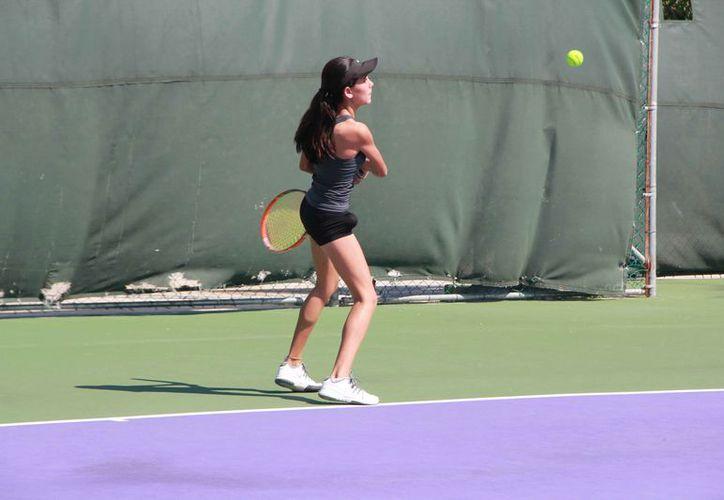 Las competencias se llevarán a cabo en las instalaciones del World Tennis Academy.  (Raúl Caballero/SIPSE)