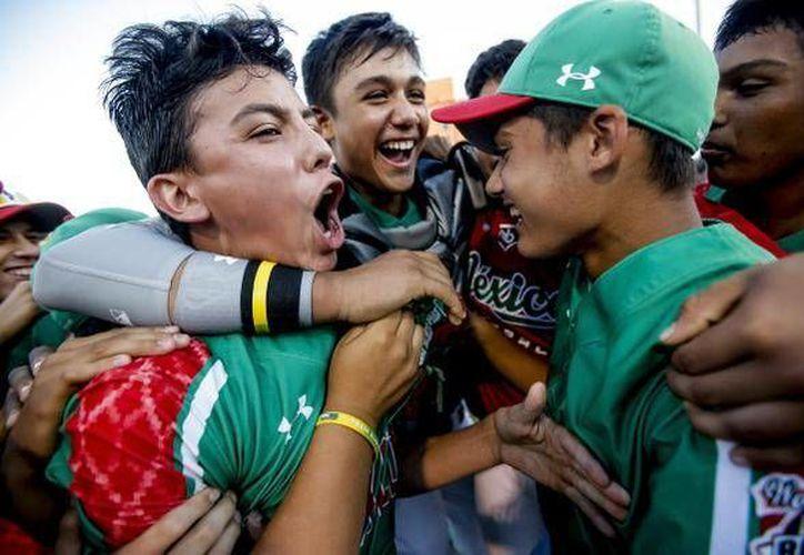 El combinado infantil tricolor venció 7-3 a Japón y este sábado disputará la Final Mundial contra el equipo de Carolina del Norte en el torneo Cal Ripken. (@CRWSAberdeen)