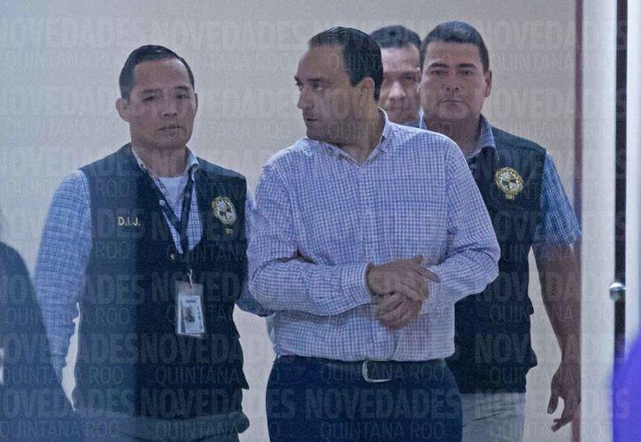 La Cancillería panameña decidirá conceder la extradición de Roberto Borge. (Jesús Tijerina/SIPSE)