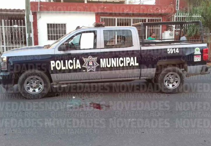 El crimen organizado ha realizado varios ataques contra elementos policíacos. (Redacción)