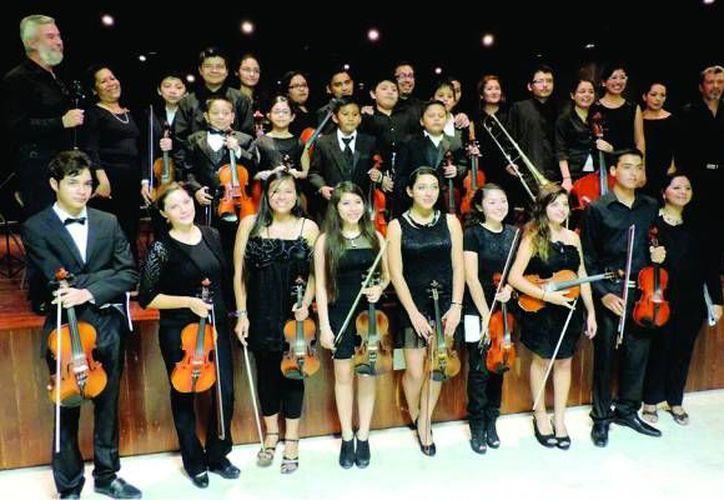 El primer ciclo de la Escuela de Iniciación Artística Asociada se inició en octubre pasado y matriculó a más de 100 alumnos. (Contexto/Internet)