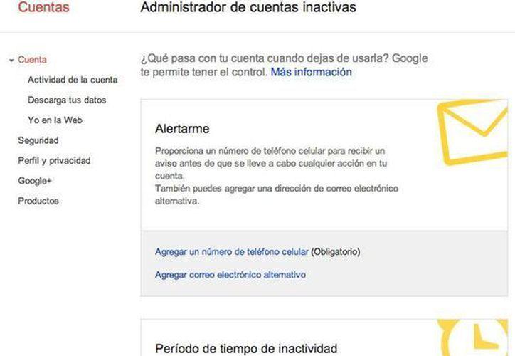 Google permitirá que nuestros contactos administren nuestra cuenta. (Foto: Google)