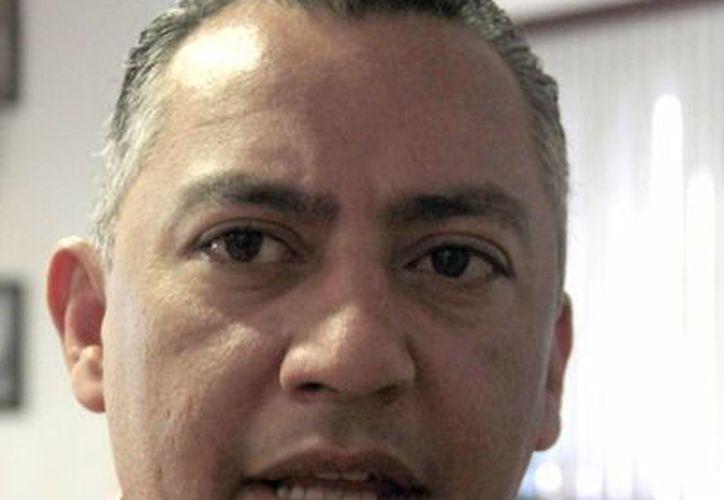 """""""Este 2013 lo estamos cerrando con tranquilidad, no puedo decir otra cosa"""", abundó Villanueva Tenorio. (Archivo/SIPSE)"""