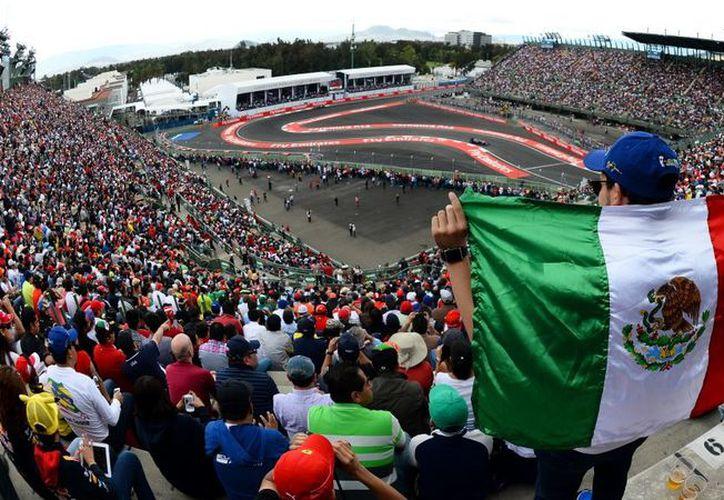 El Gran Premio de México 2017 se estará celebrando del 27 al 29 de octubre en el Autódromo Hermanos Rodríguez. (Fórmula 1)