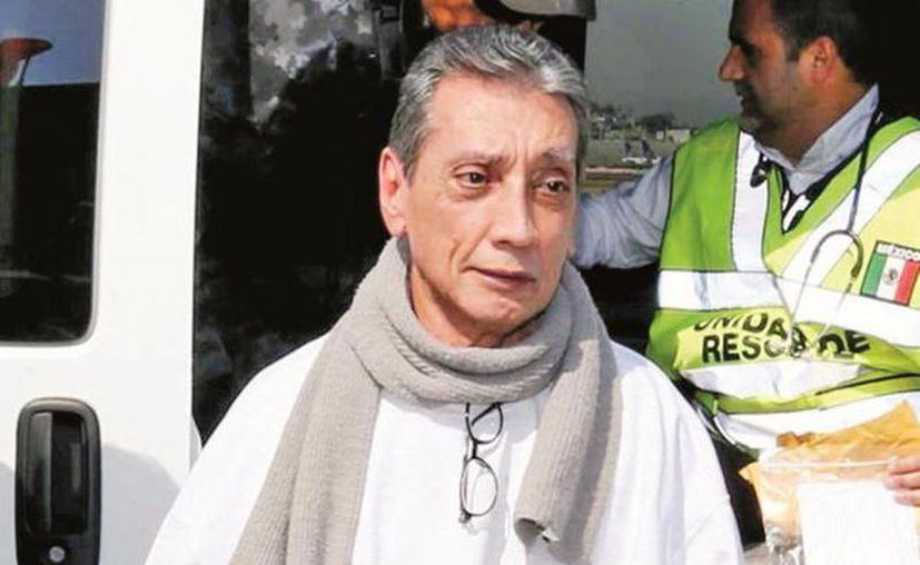 El ex gobernador de Quintana Roo, Mario Villanueva Madrid, buscaba pugar en su casa lo que le resta de su sentencia. (Redacción/SIPSE)