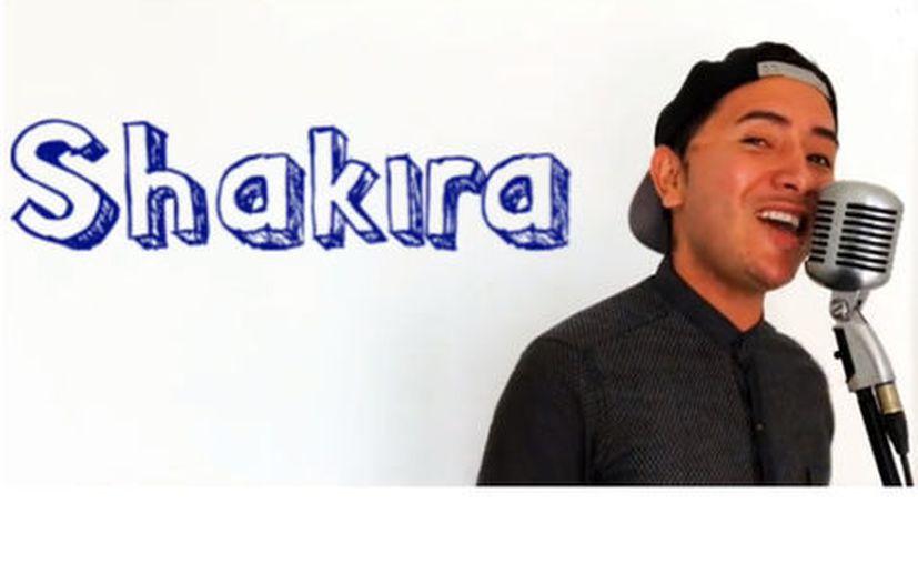 Francisco Puga es originario de Chiapas y se ha hecho famoso en redes sociales por videos de este tipo. (Milenio)