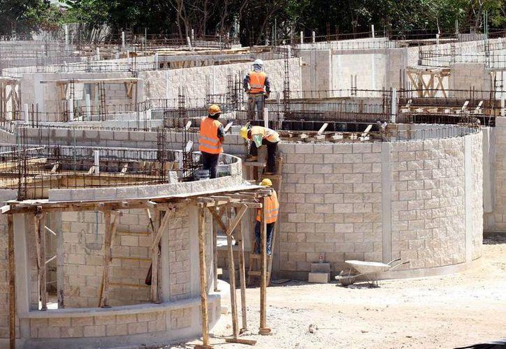 Este Centro está siendo construido el fraccionamiento Villas Otoch Paraíso. (Redacción/SIPSE)