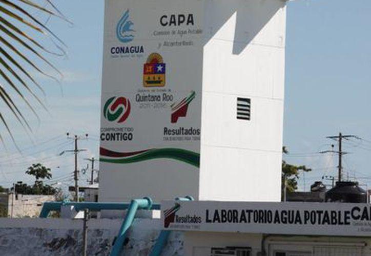 Además de tratar las aguas residuales generadas y fomentar su reutilización e intercambio, se mejorará la calidad del agua suministrada. (Juan Palma/SIPSE)