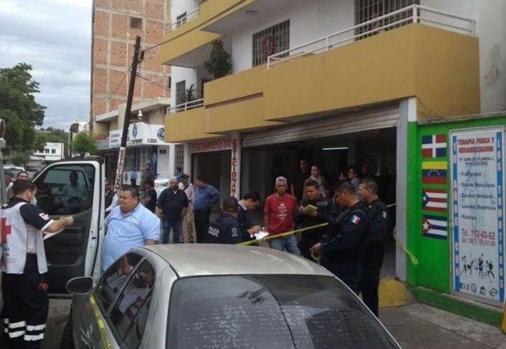Un médico fue asesinado a balazos en Culiacán. (Excélsior)