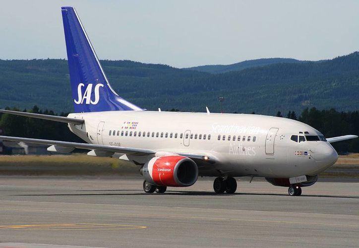 La huelga en la aerolínea SAS entró en su segundo día. (planespotters.net/Christian H. Kamhaug)